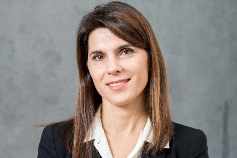 Béatrice Aujouannet, Directrice du Développement Commercial.