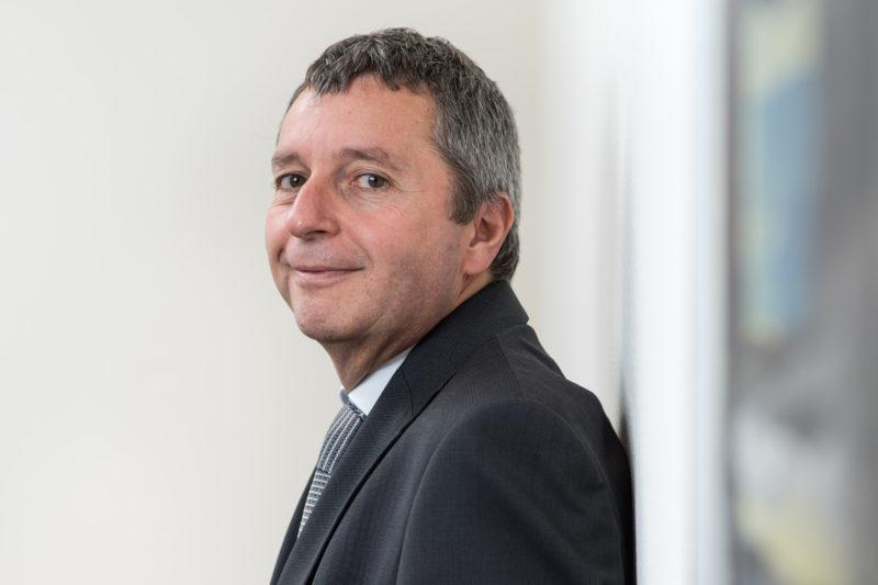 Giacchino Mongillo, Responsable Clientèle Privée à Nyon.