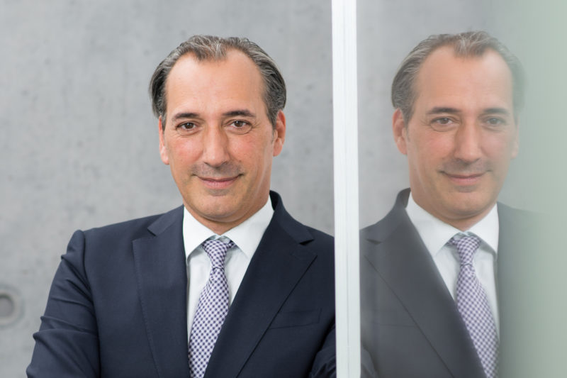 Nicolas Dhotel, Head of Private Clients in Geneva.