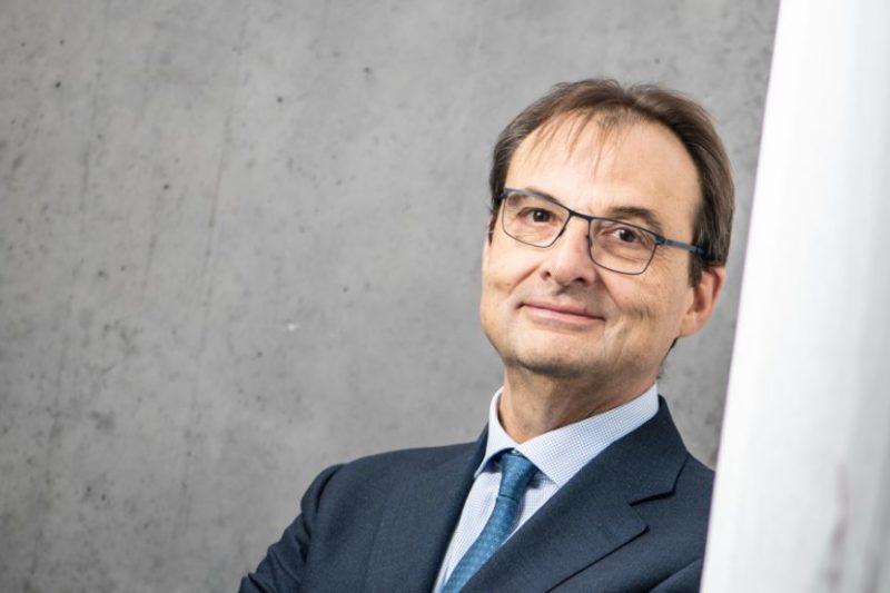 Olivier Couvreu, Responsable de la Clientèle Privée à Lausanne.