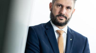 Daniel Steck, nouveau gestionnaire de fonds pour Piguet Galland.