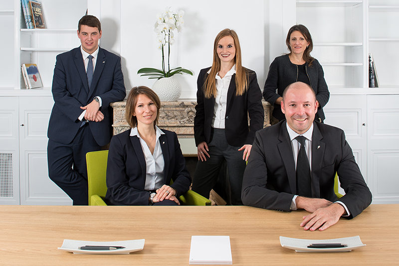 Our Neuchâtel team looks forward to getting to know you.