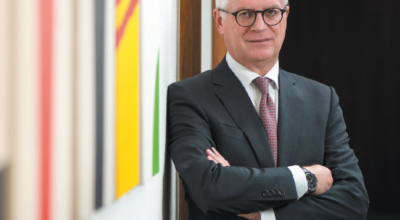 Interview de Pascal Kiener, CEO de la BCV