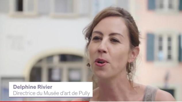 Musée d'art de Pully Delphine Rivier