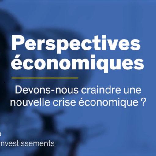 Devons-nous craindre une nouvelle crise économique ?