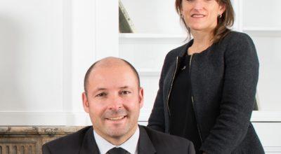 Point de vue Finance – Michèle Frütiger et René Mesot
