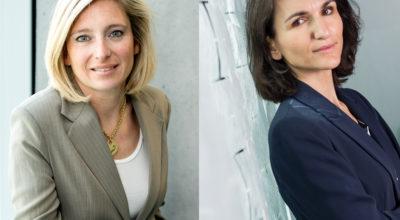 Michèle Luyet et Carine Casteu: deux femmes dans la finance